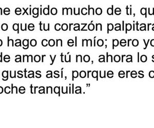amor, español, and sentimientos image