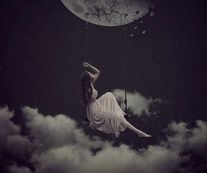 clouds, conceptual, and dreams image