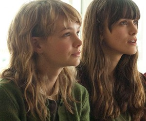Carey Mulligan, keira knightley, and never let me go image