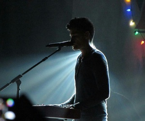 keyboard, singer, and the script image