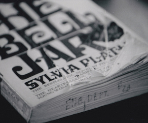 sylvia plath and the bell jar image