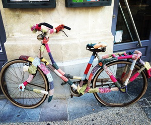 vintage and bicyclette image