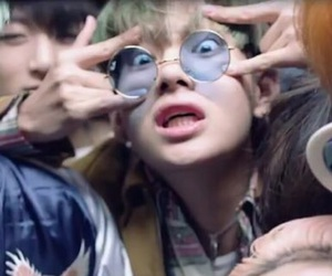 derp, taehyung, and v image