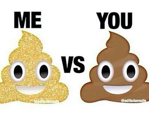 poop and emoji image