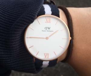 chic, new, and watch image
