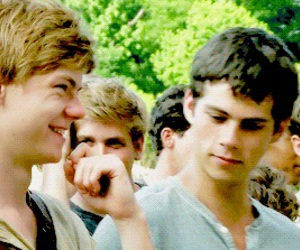 actor, reed, and the scorch trials image