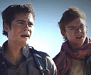 actor, newt, and thomas image