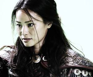 mulan, once upon a time, and Jamie Chung image