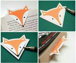 diy, book, and fox image