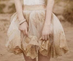 girl, dress, and skirt image