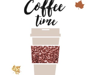 coffee, autumn, and wallpaper image
