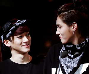 exo, kris, and Chen image