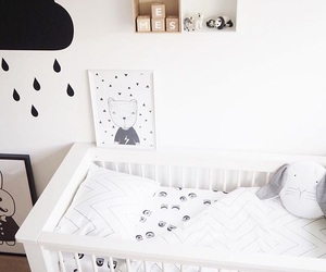 baby, decor, and inspo image