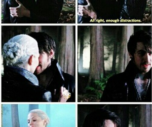 once upon a time, season 5, and captainswan image