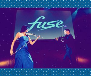 electric violin, fuse violin band, and ben lee image