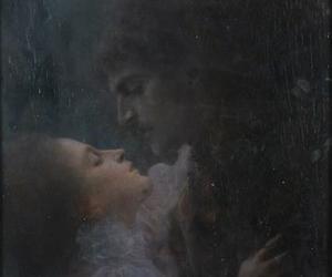 love, art, and Gustav Klimt image