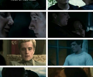 real, everlark, and love image