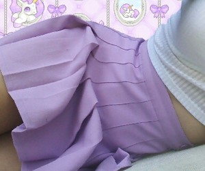 purple, tumblr, and pastel image