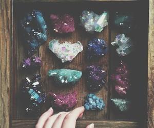 crystal, grunge, and indie image