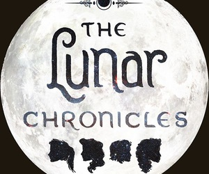 cress, winter, and lunar chronicles image