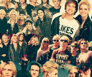 r5, rydel lynch, and r5 family image