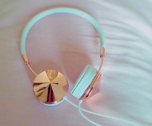 accessories, earphones, and fashion image