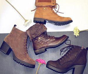 ankle boots, booties, and boots image