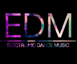 posters, rave, and edm image