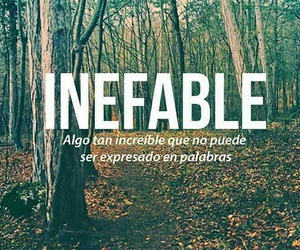 ❤, inefable, and inexplicable image
