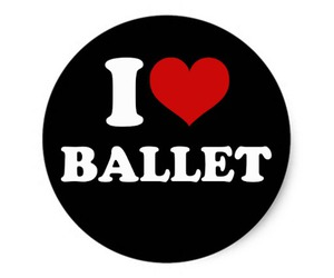 ballet, black, and red image