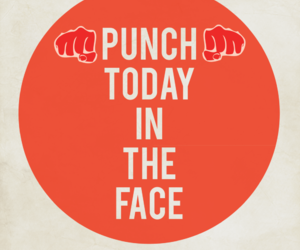 punch, today, and quote image