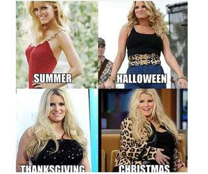 christmas, Halloween, and summer image