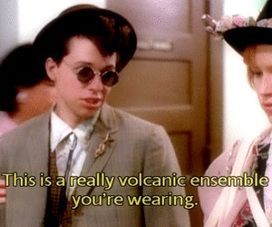 pretty in pink and duckie image