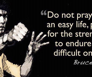 bruce lee and life image