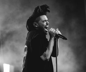 the weeknd, singer, and abel tesfaye image