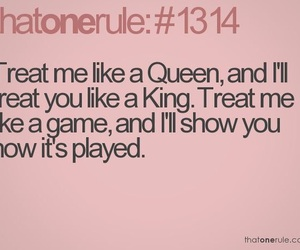 game, Queen, and quote image