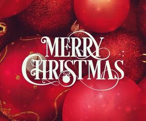 merry christmas, christmas, and wallpaper image