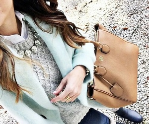 bolso, invierno, and chicas image