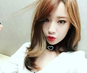 girl, kpop, and aegyo image
