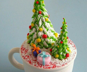awesome, cake, and christmas image