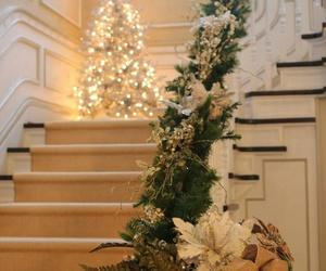 christmas, christmas decor, and christmas tree image