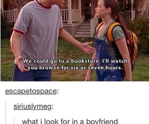 books, tumblr post, and couple image