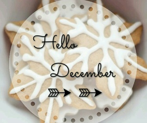 december, new month, and last month image