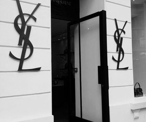 YSL, fashion, and Yves Saint Laurent image