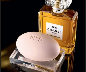 chanel, perfume, and soap image