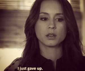 pretty little liars, pll, and quote image