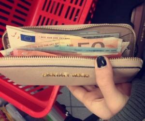 geld, Michael Kors, and money image