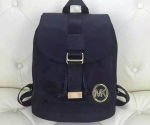 michael kors backpack image