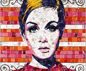 art and twiggy image