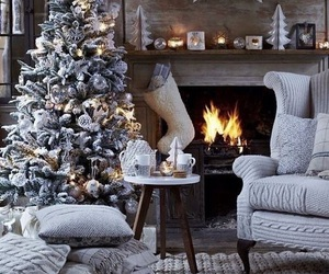 beautiful, christmas, and cozy image